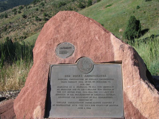 Denver - red rock1