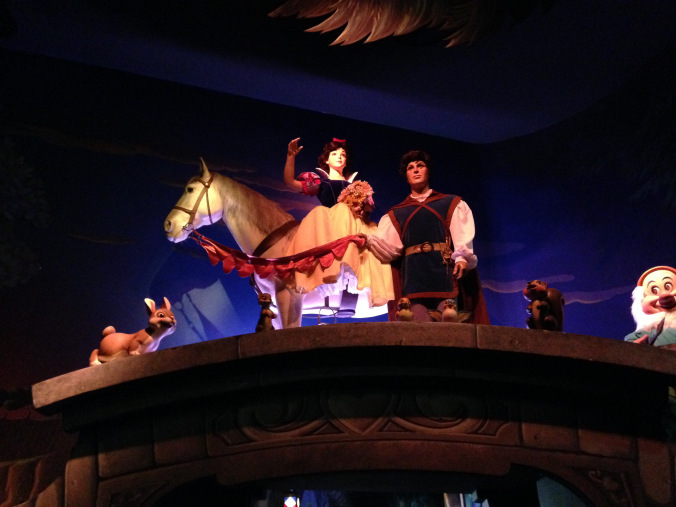 Disneyland Paris - snow white