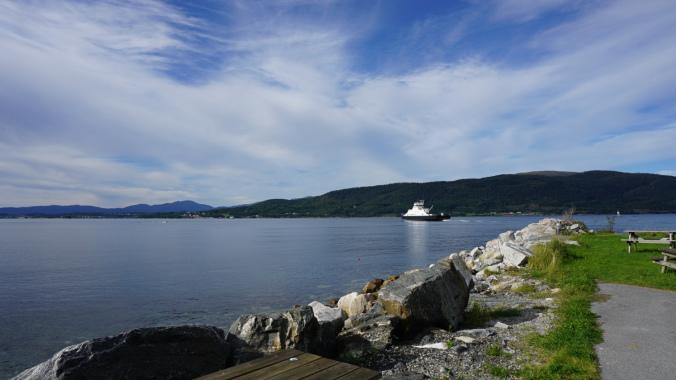 Drumul Atlanticului - boat