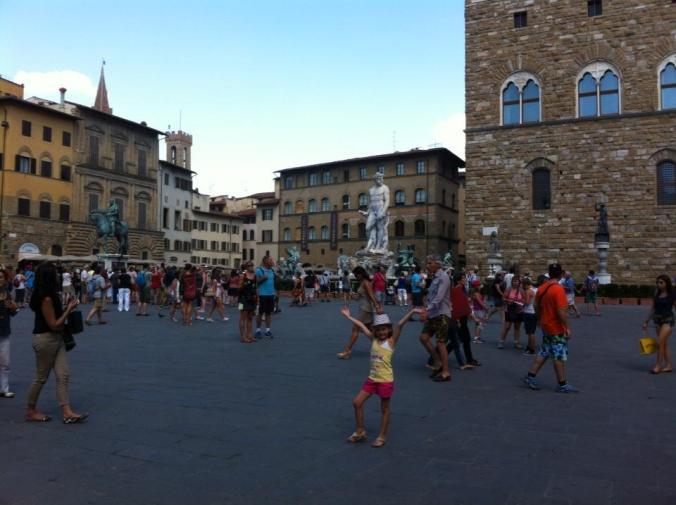 Florenta - square