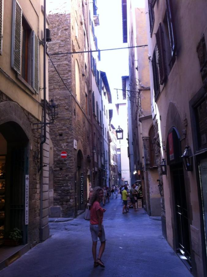 Florenta - street