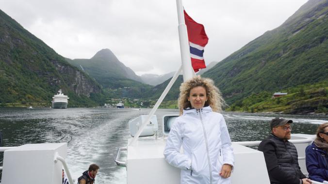 Geiranger - cruise