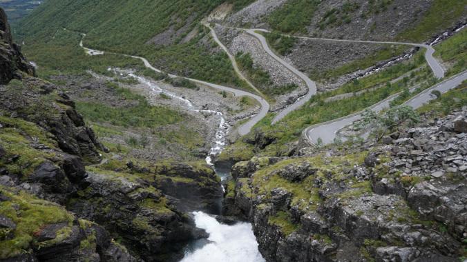 Geiranger - trolls road3