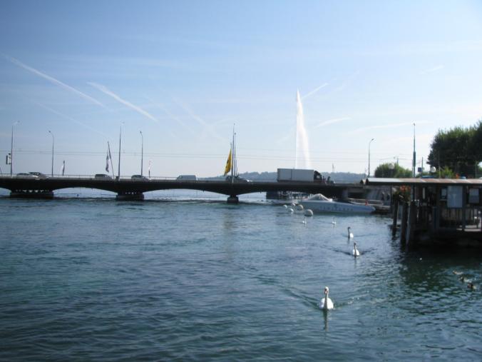 Geneva - jet d'eau1