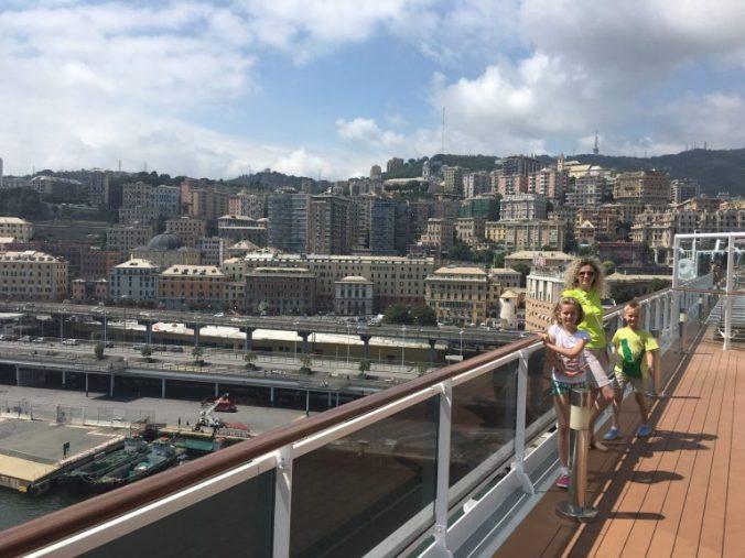 Genova - port