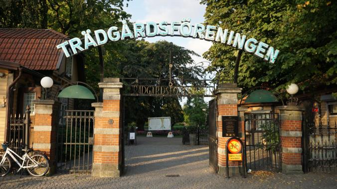 Goteborg - botanical garden