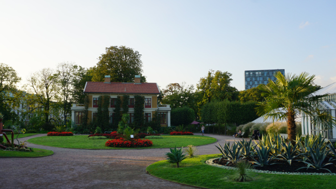 Goteborg - botanical garden2