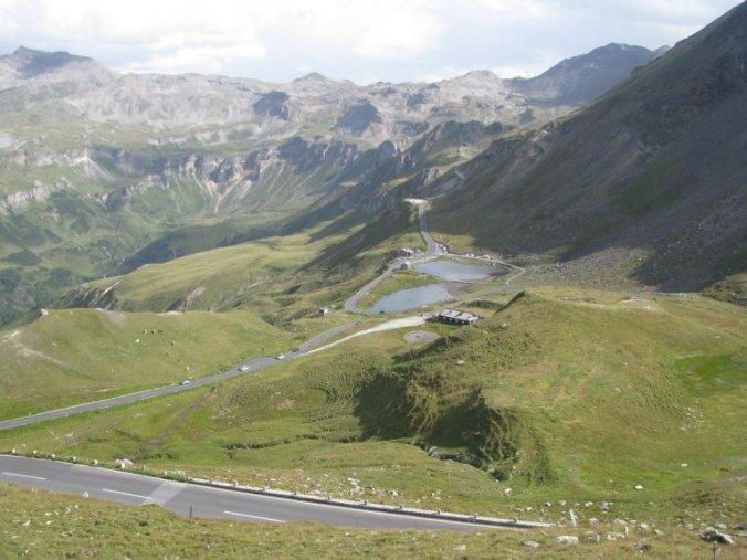 Grossglockner - lake