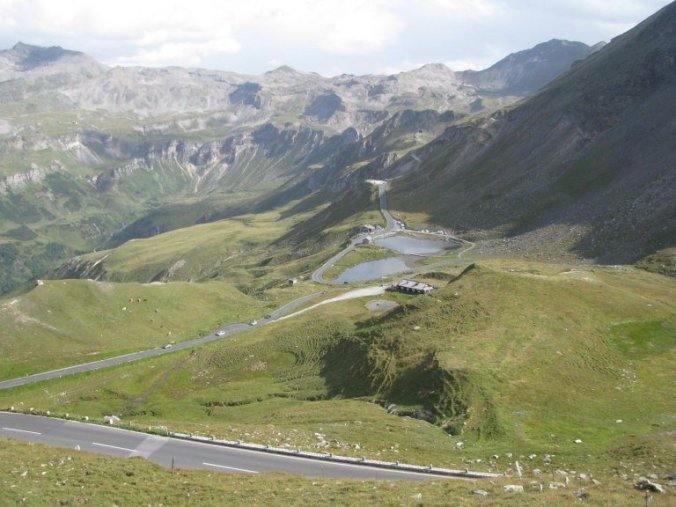 Grossglockner - lake