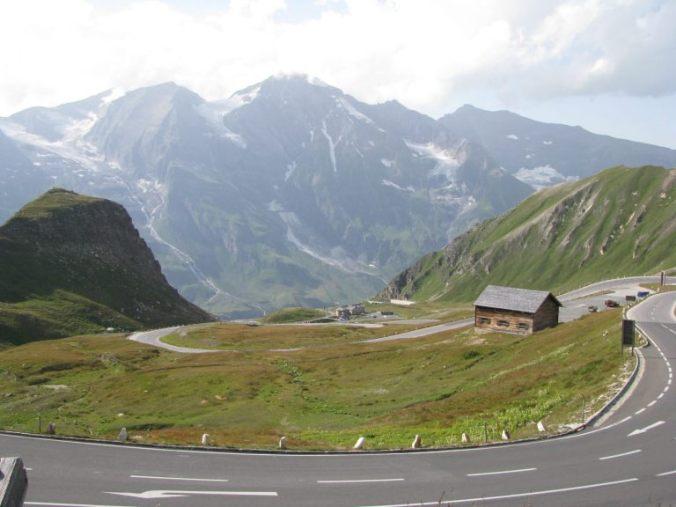 Grossglockner - panoramic view