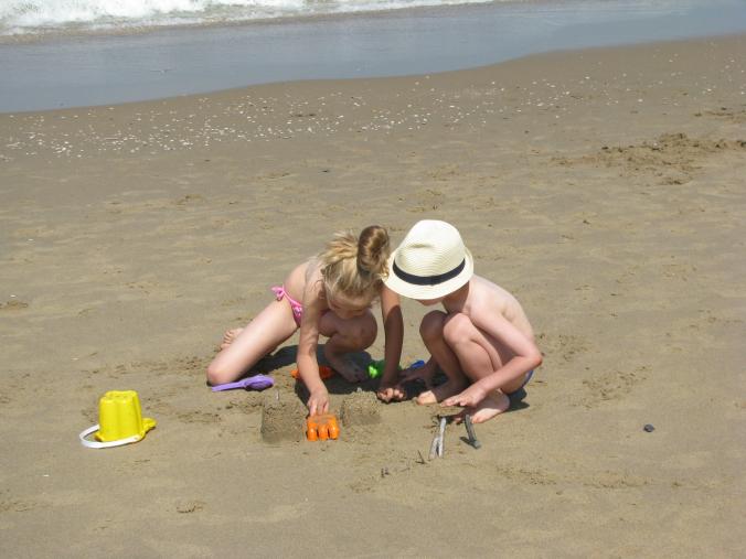 Haga - scheveningen beach fun