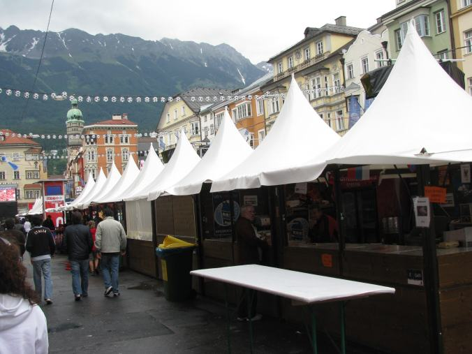 Innsbruck - downtown