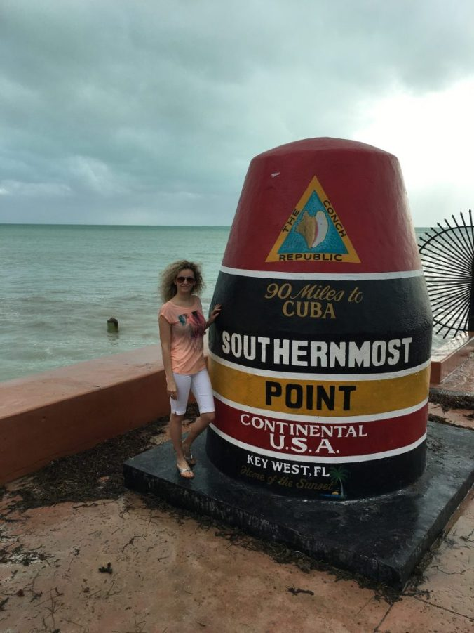 Key West - southernmost point