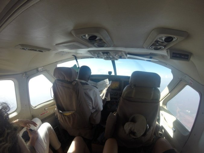 Kilimanjaro - pilot