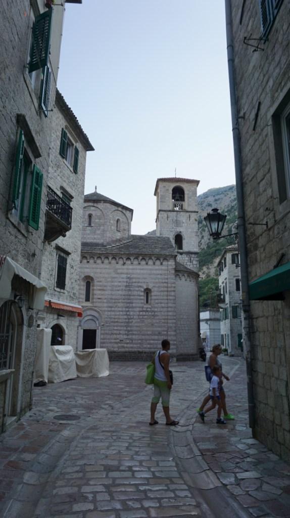 Kotor - church