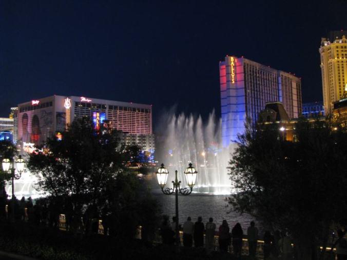 Las Vegas - by night