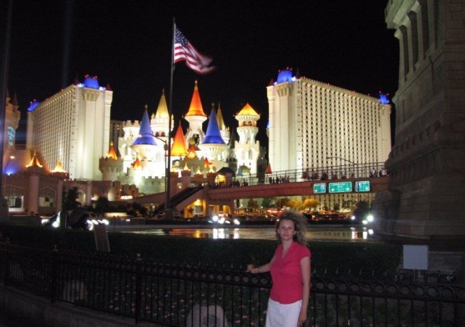 Las Vegas - mandarine hotel