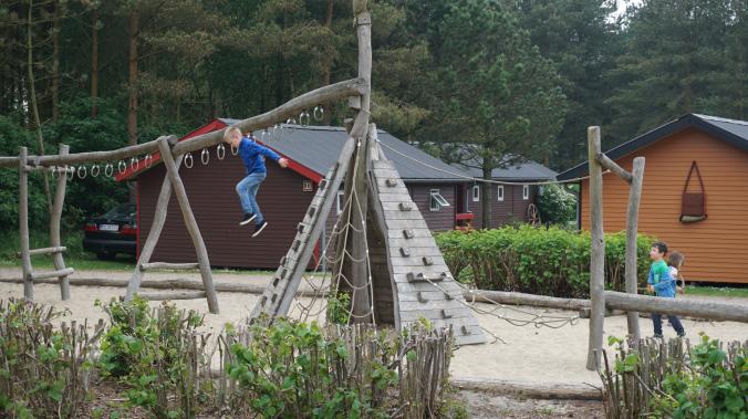 Legoland Danemarca - village playground1