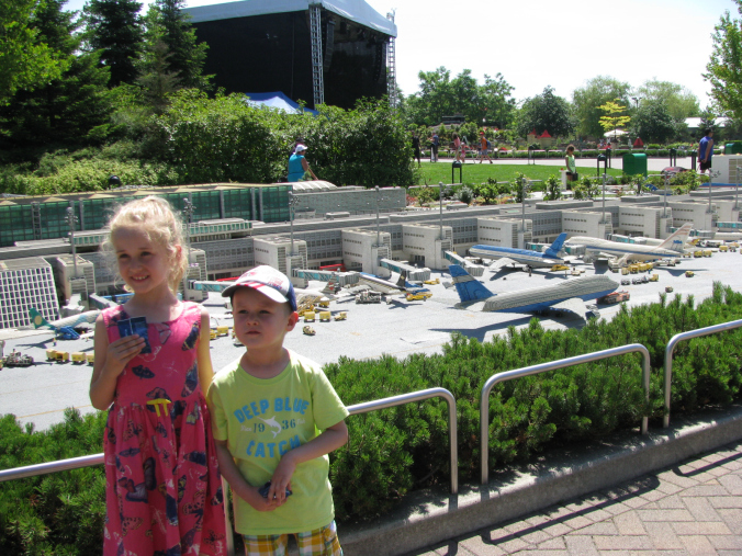 Legoland Germania - attractions