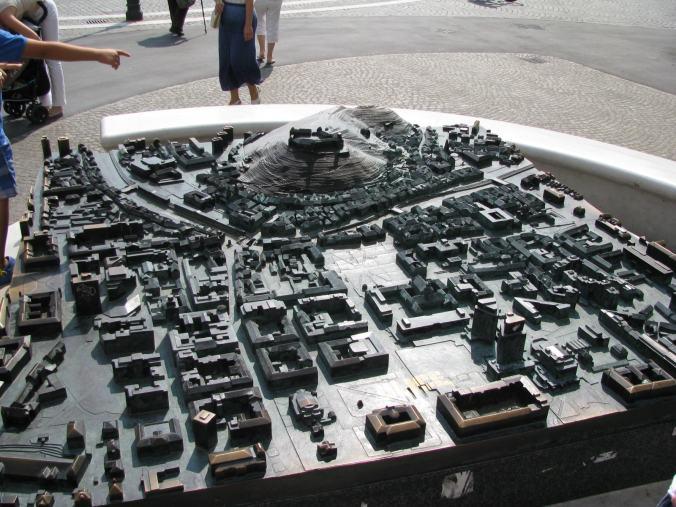 Ljubljana - map