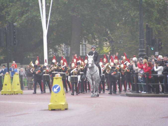 Londra - buckingham palace guards