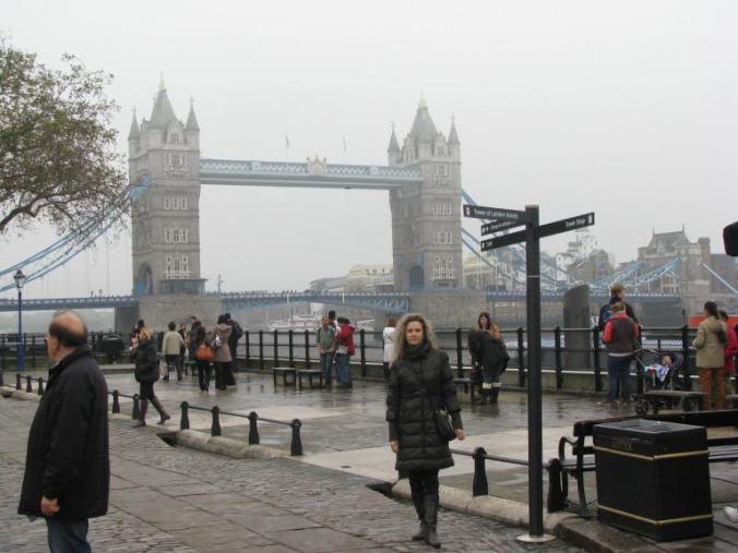 Londra - london bridge