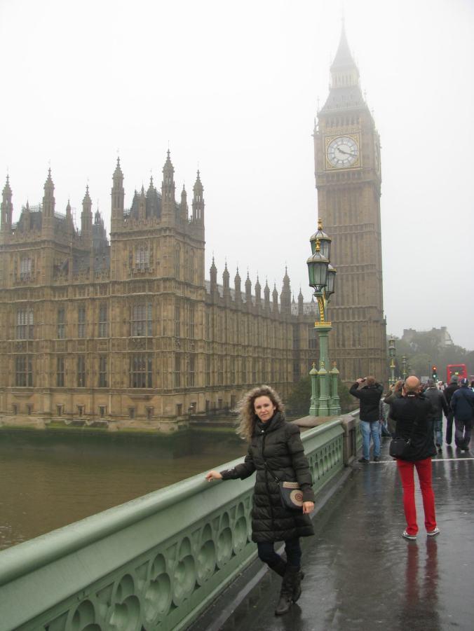 Londra - parliament palace1