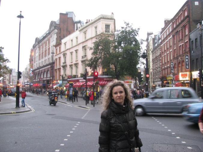 Londra - soho