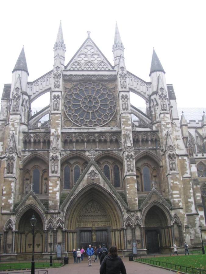 Londra - westminster abbey1