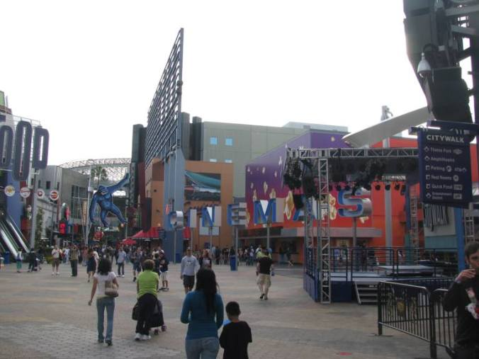 Los Angeles - universal studios 2