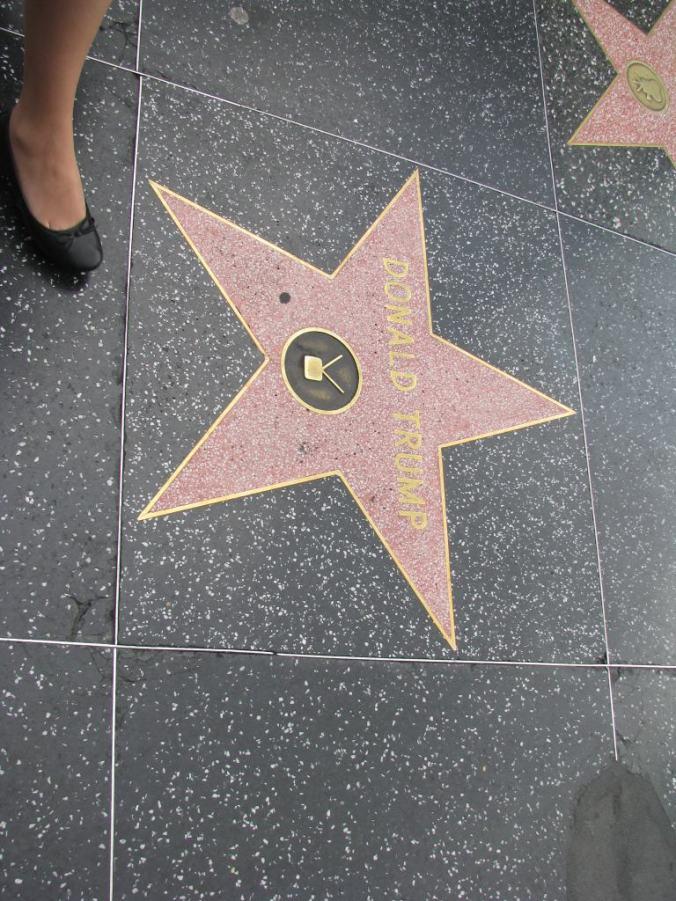 Los Angeles - walk of fame1