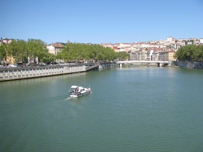 Lyon - bridge
