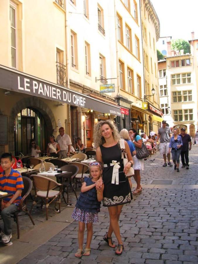 Lyon - old town