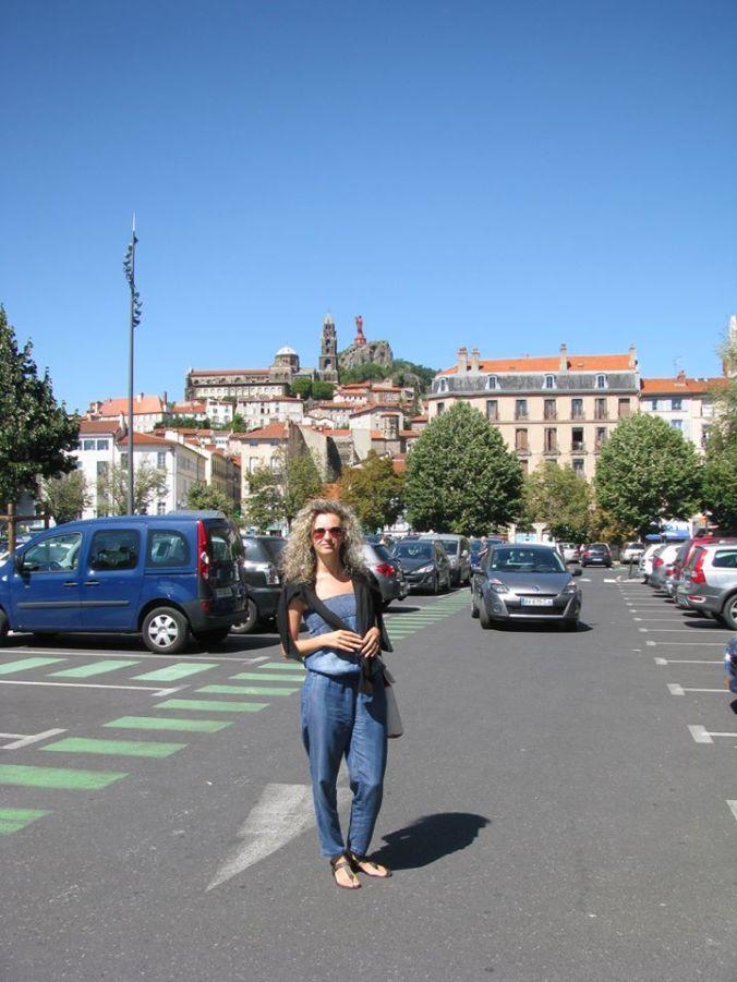 Lyon - puy en velay parking
