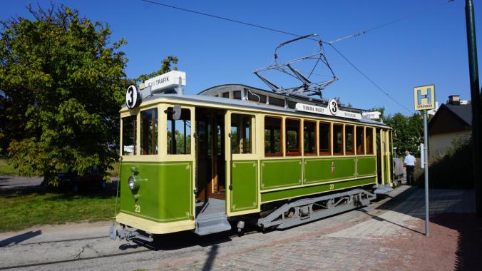 Malmo - tram