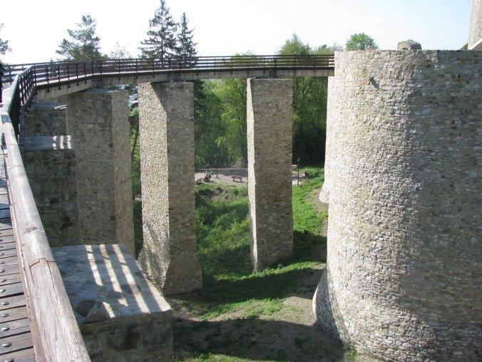 Manastirile din Moldova -cetatea neamt 2