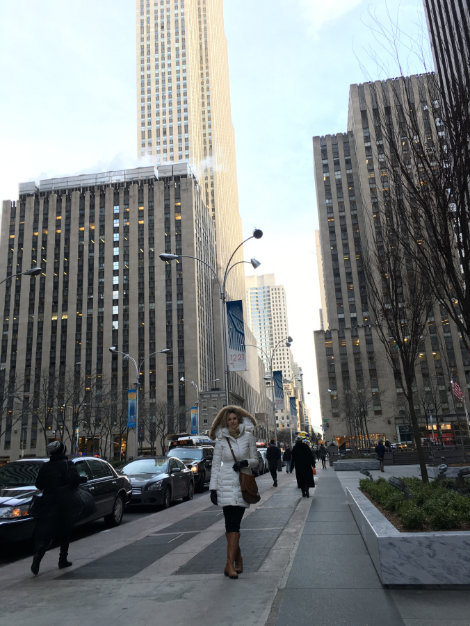 Manhattan - fifth avenue