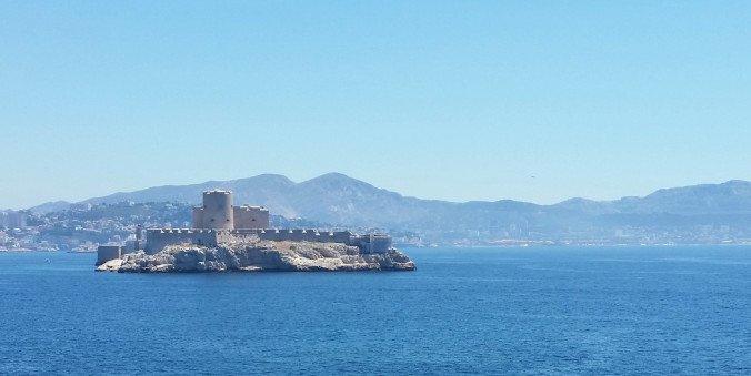 Marsilia - chateau d'if