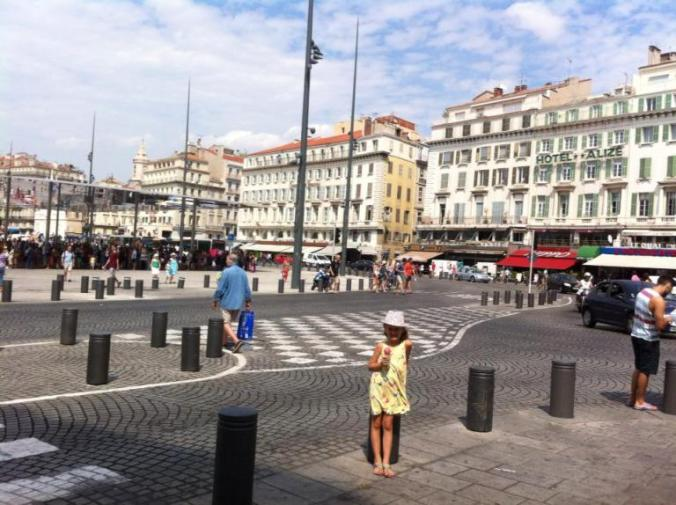 Marsilia - downtown