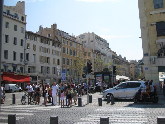 Marsilia - tour