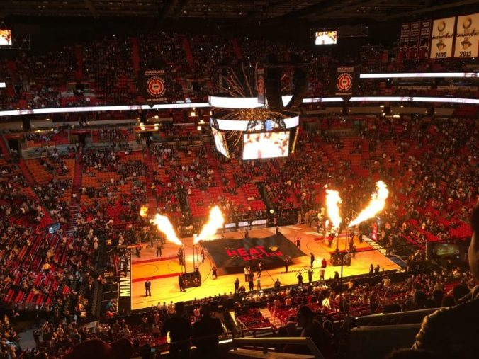 Miami - heat arena
