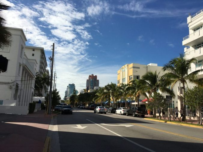 Miami - ocean drive hotels