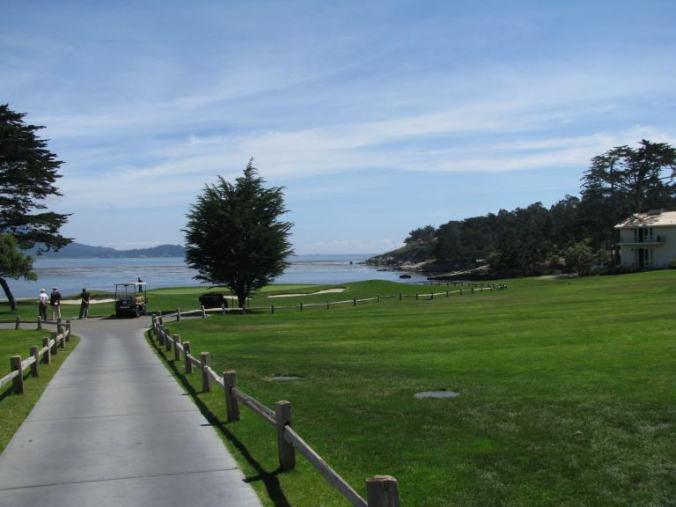 Monterey - 17 mile drive golf course