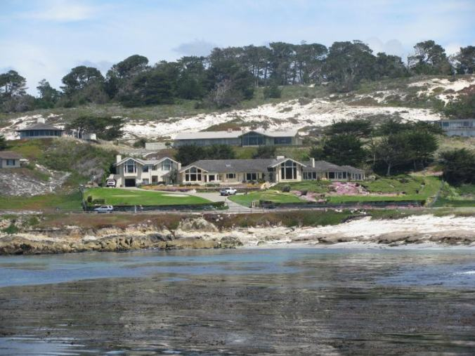 Monterey - 17 mile drive house