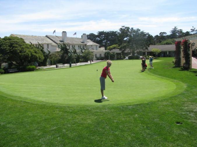 Monterey - 17 mile drive pebble beach