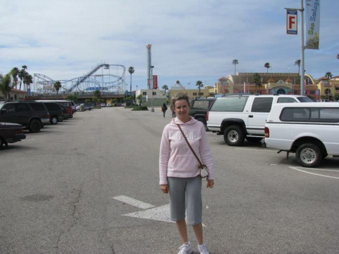 Monterey - boardwalk