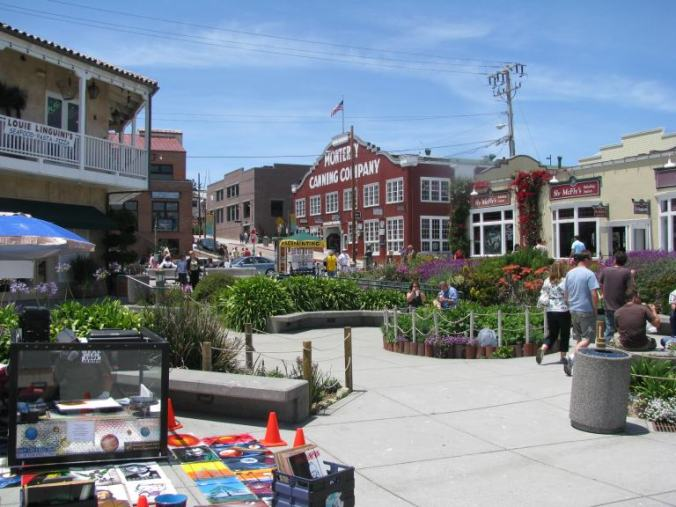 Monterey - shops