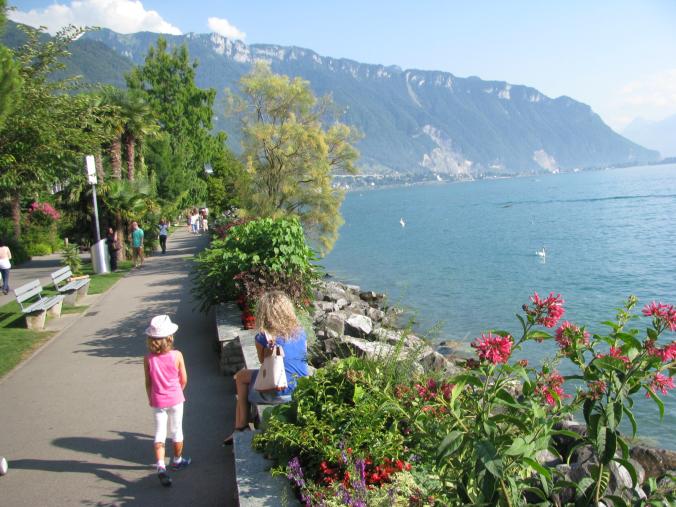 Montreux - tour