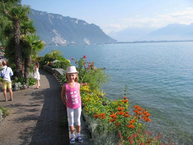 Montreux - view