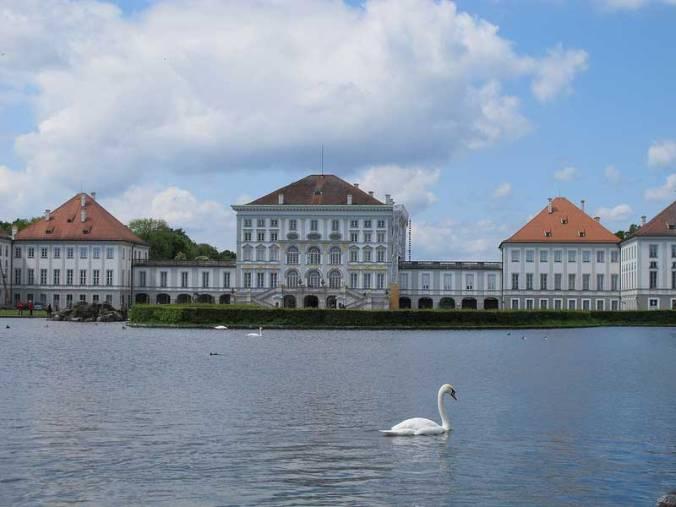 Munchen - Nymphenburg palace